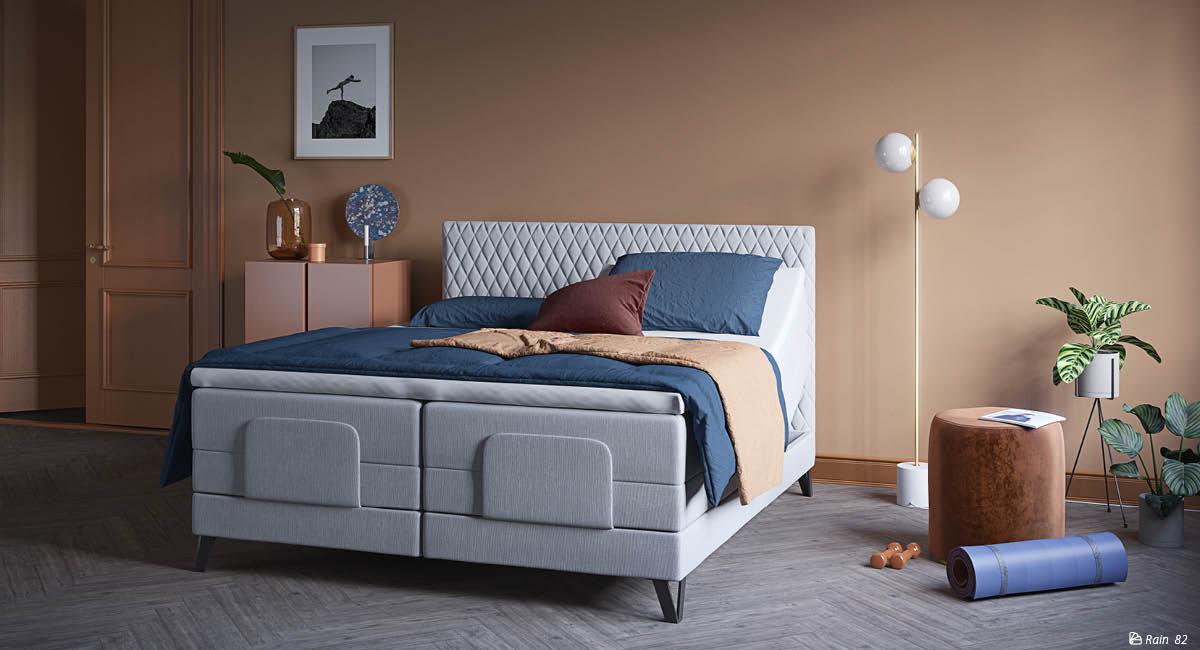Wonderland 532 and 733 adjustable bed